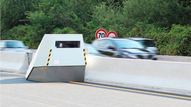 ¡Un radar que multa a 21 km/h y está en España!