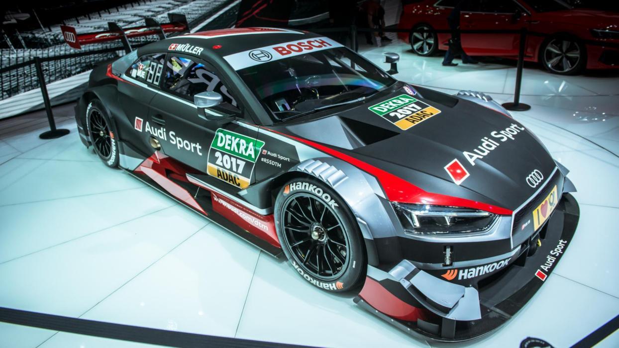 Audi RS5 DTM 2017 (I)