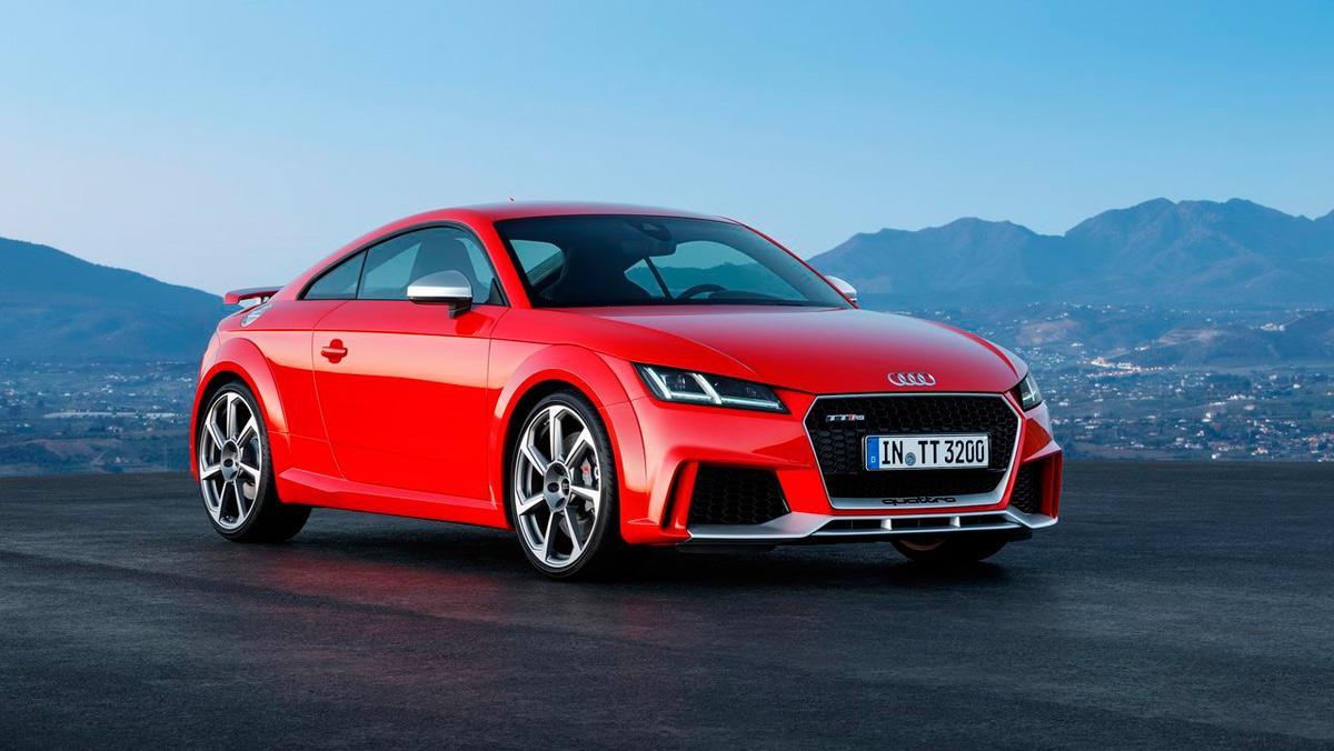 Coches para no regalar a tu padre: Audi TT (I)