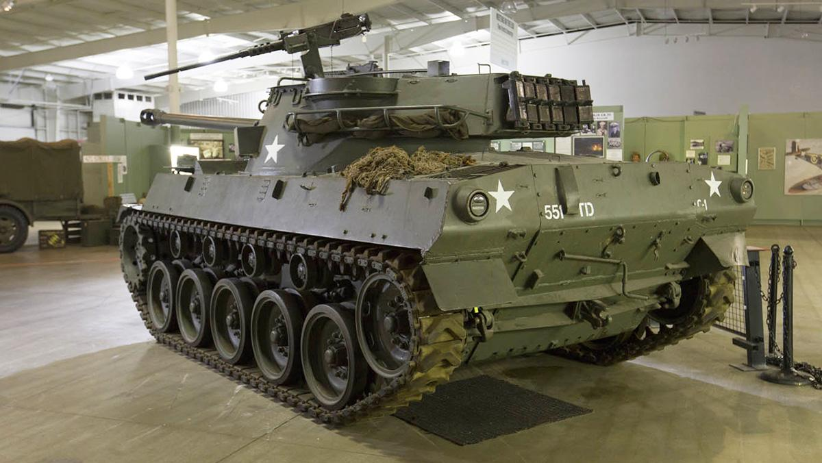Este tanque de Buick podría ser tuyo...