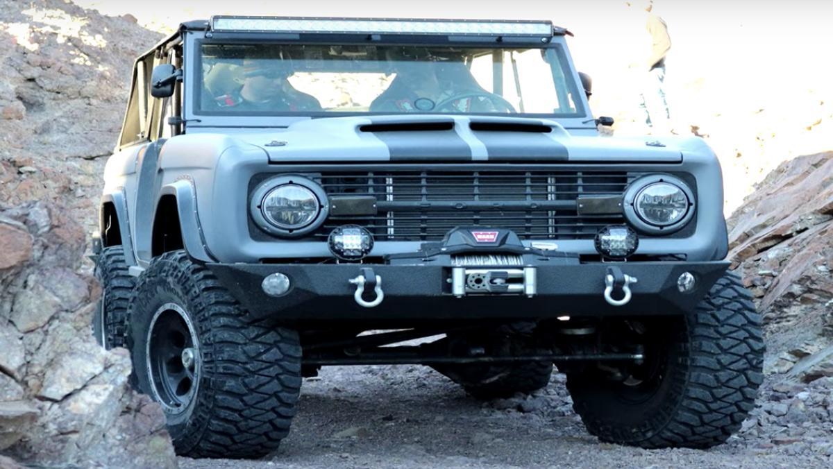 Ford Bronco Eleanor