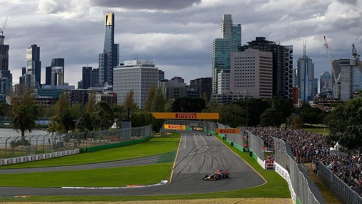 Horarios GP Austalia F1 2017