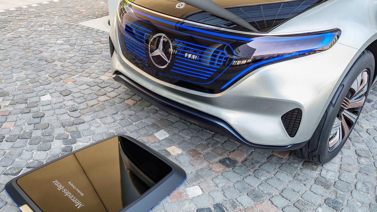 Mercedes tendrá 10 modelos eléctricos en 2022