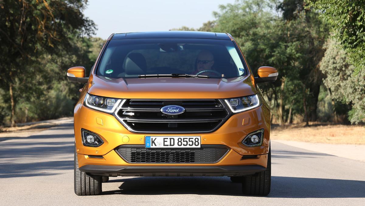 Prueba: Ford Edge Sport (I)