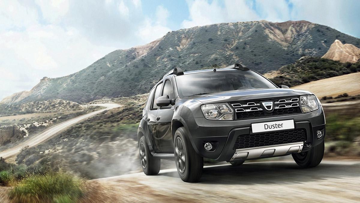 Todos los rivales del Dacia Duster 2017