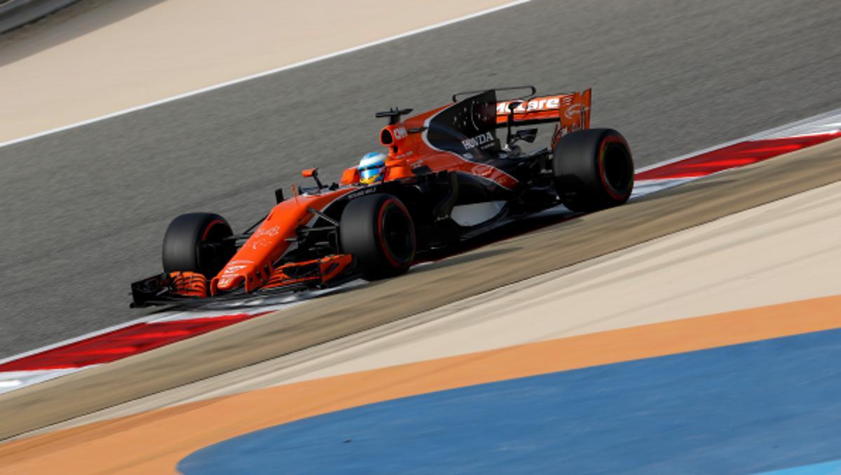 Alonso Baréin e Indy