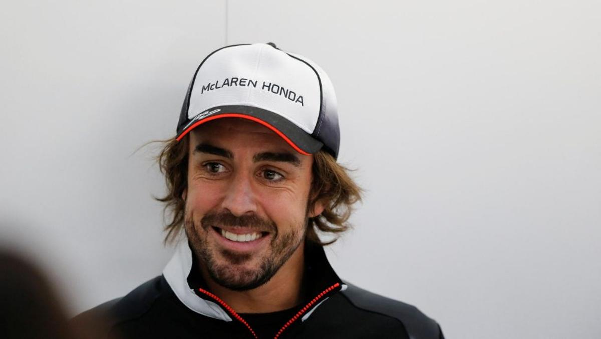 Alonso quiere la triple corona