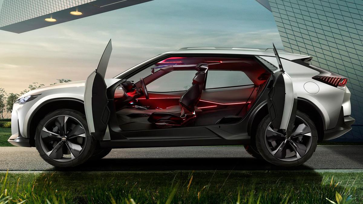 Chevrolet FNR-X Concept (III)