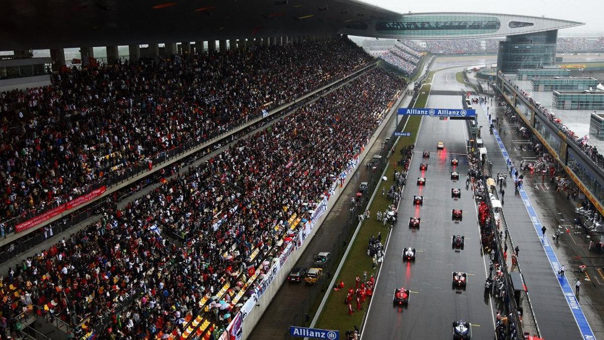 Chinese F1 2017