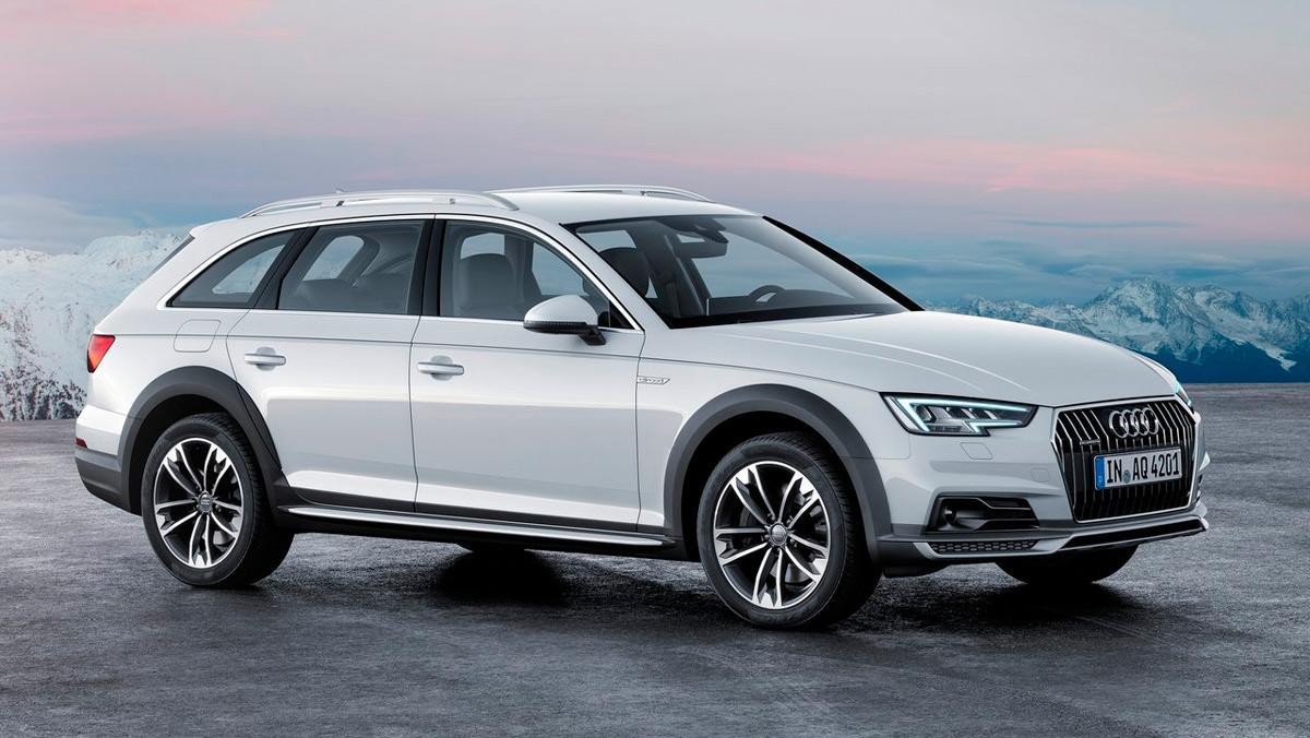 Coches para tener un hijo: Audi A4 Allroad (I)