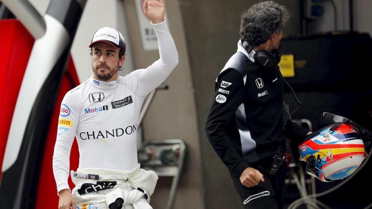 Fernando Alonso ultimátum