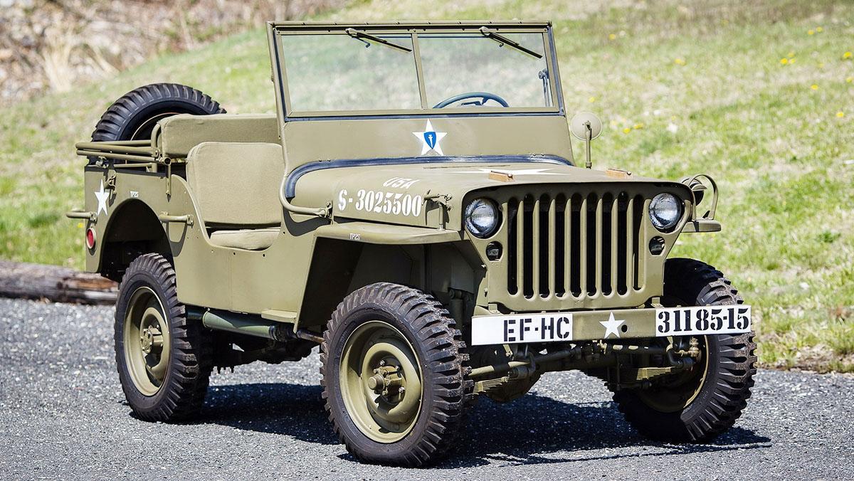 La historia del Jeep Willys en 10 claves