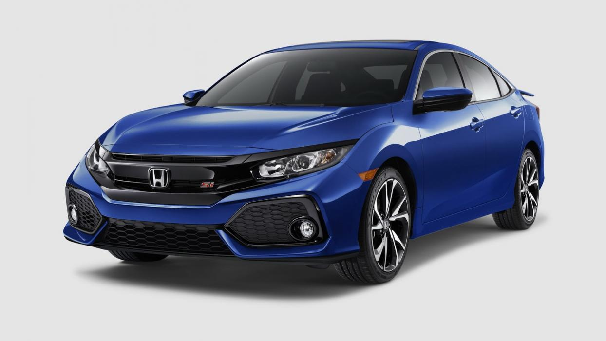 Honda Civic SI sedan coupe eeuu