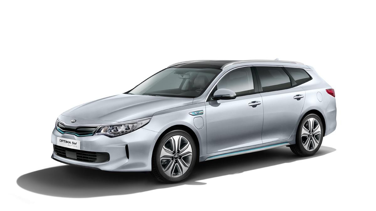 Kia Optima Sportswagon PHEV (I)