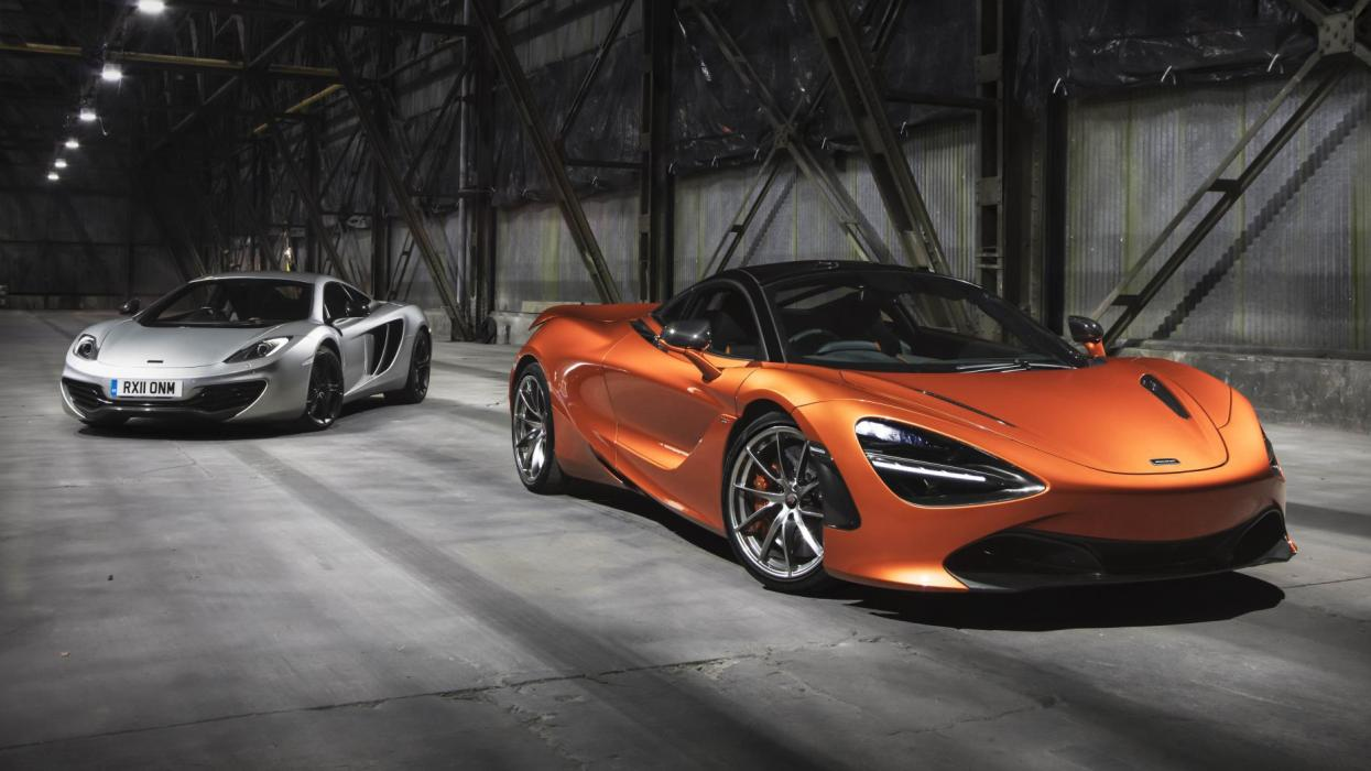McLaren Super Series