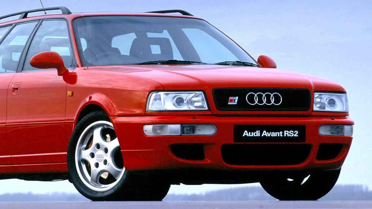 Los mejores Audi de la Historia