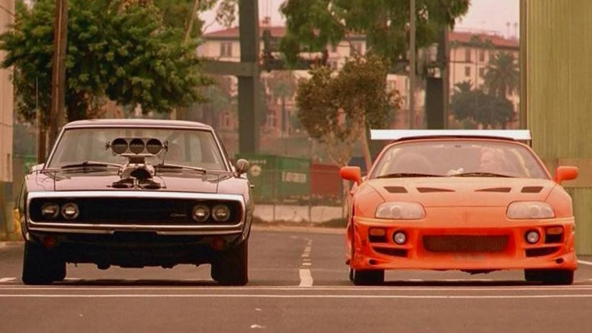 Los mejores coches de Fast and Furious