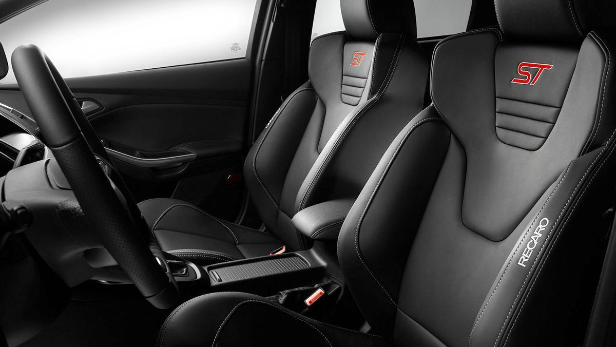 El nuevo Ford Focus ST 2018 tendrá 275 CV
