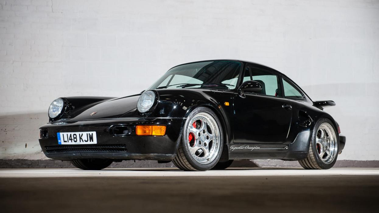 Porsche 964 Leichtbau Turbo S 911