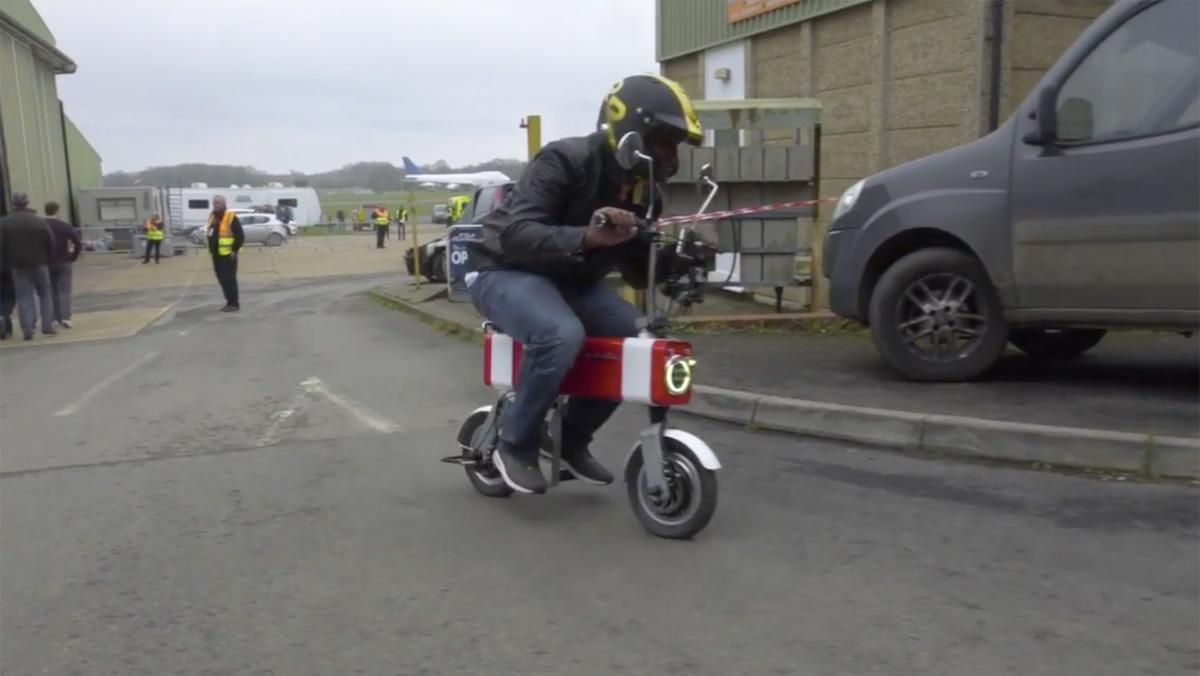 Presentadores Top Gear en Motochimp