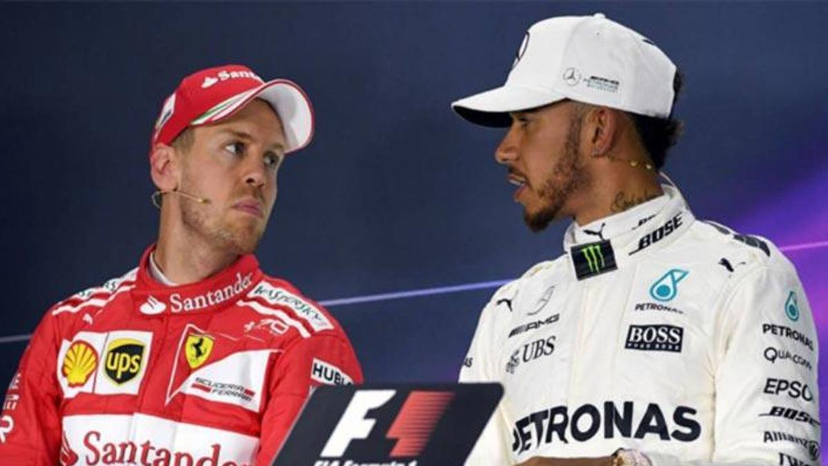 Previo Rusia 2017: Vettel vs Hamilton