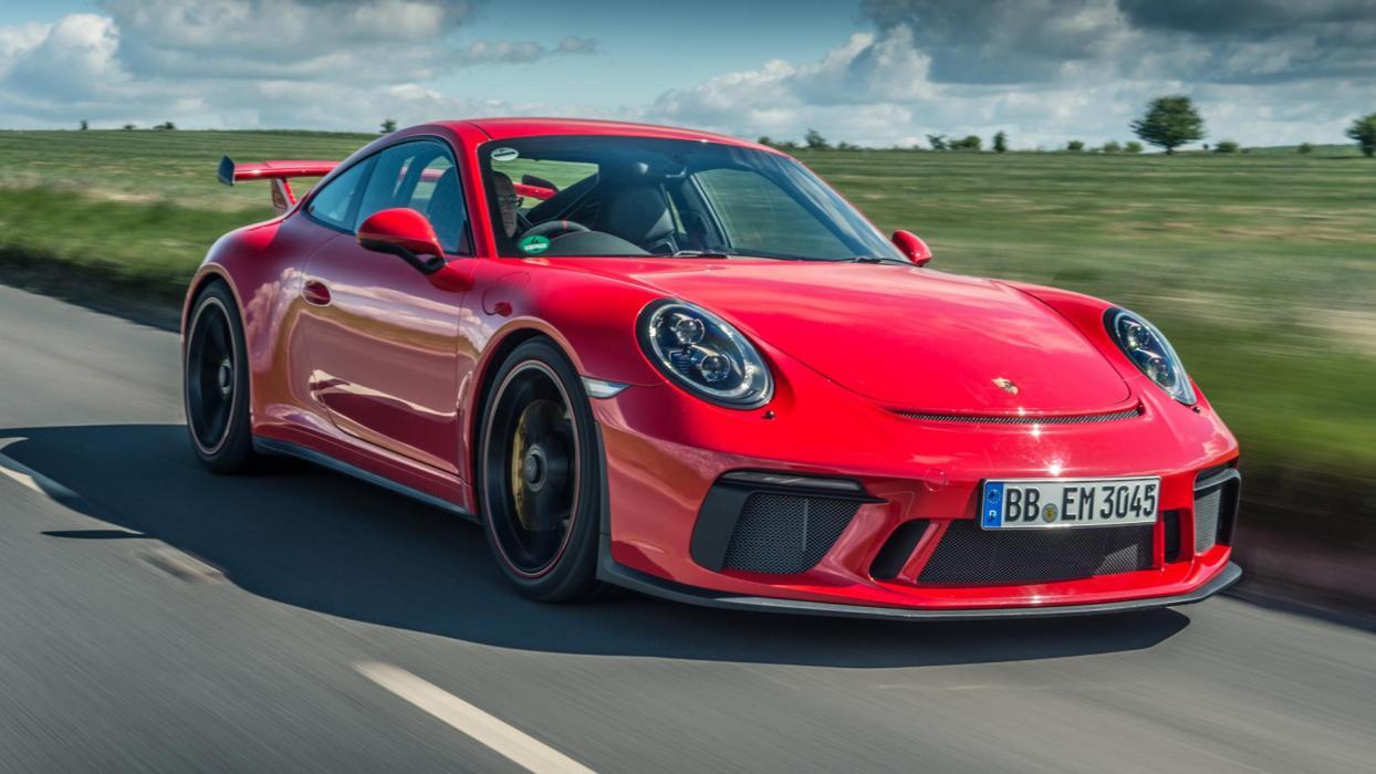 Prueba Porsche 911 GT3 (1)