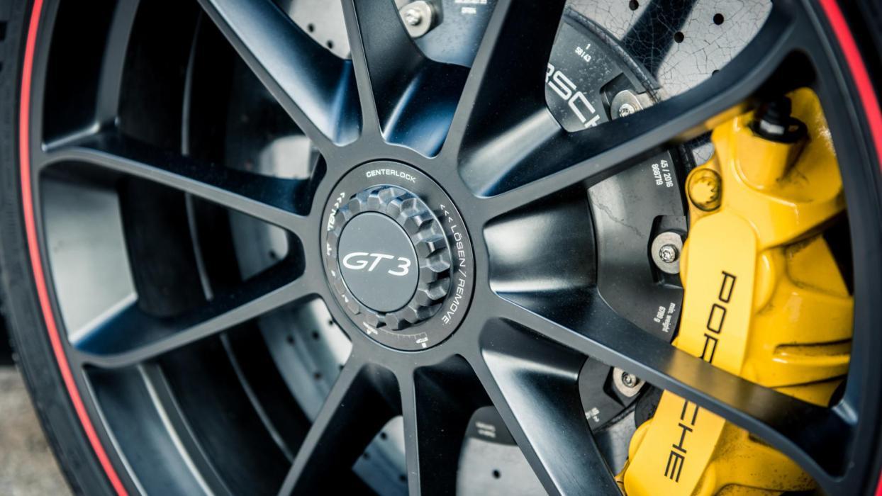 Prueba Porsche 911 GT3 (10)