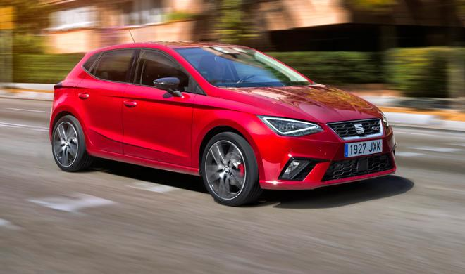 prueba del seat ibiza 2017 echamos el guante al fr de 150 cv. Black Bedroom Furniture Sets. Home Design Ideas