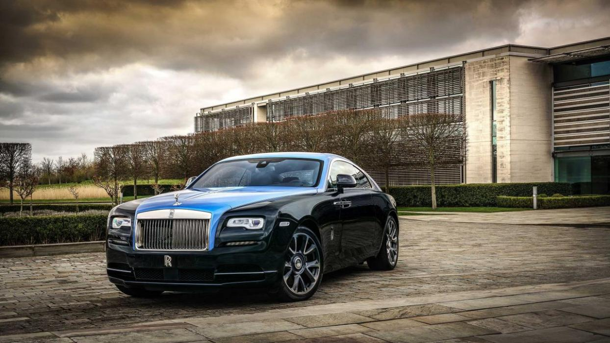 Rolls-Royce Wraith one-off