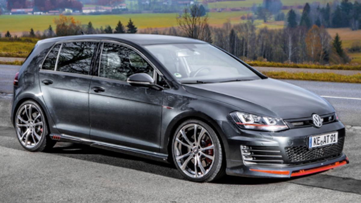VW Golf Sport ABT