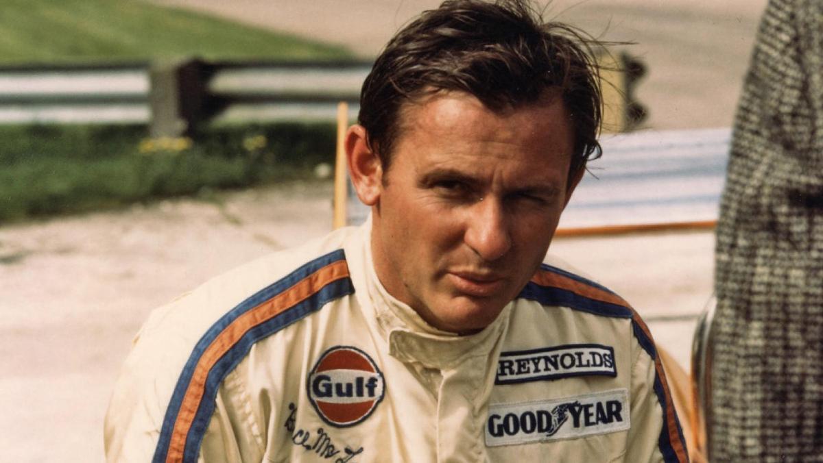 Bruce McLaren, un genio del automovilismo llevado a la gran pantalla