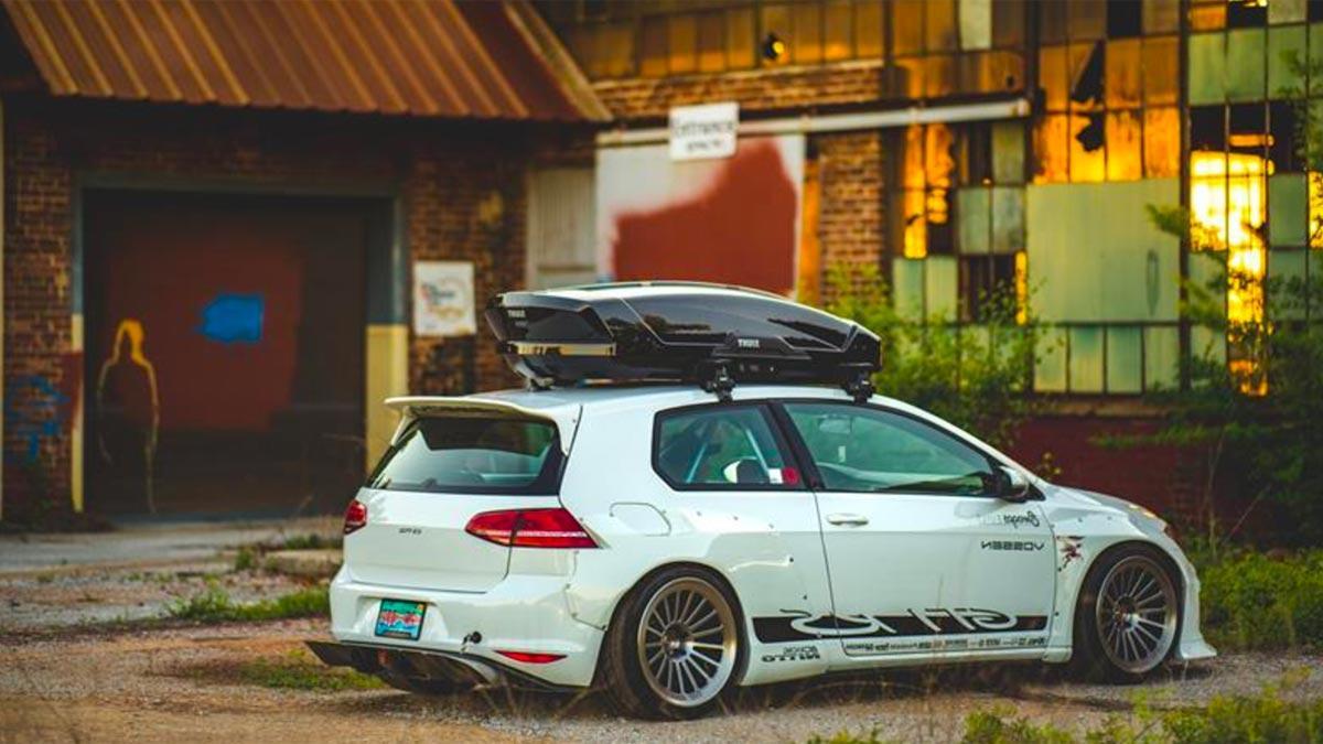 Volkswagen Golf GTI RS Concept unico deportivo compacto