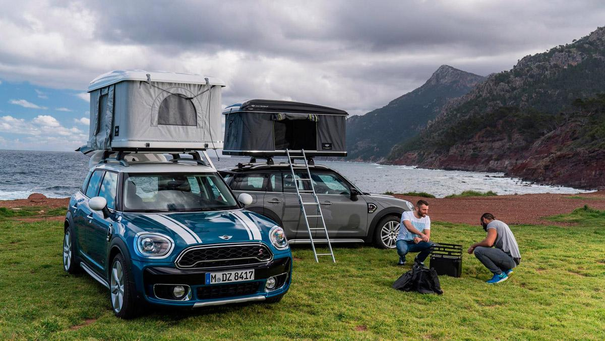 Autohome Mini Countryman (II)