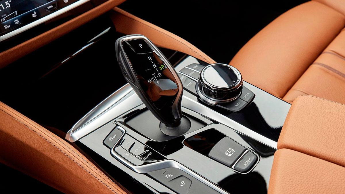 Cambio automático BMW Steptronic Serie 5