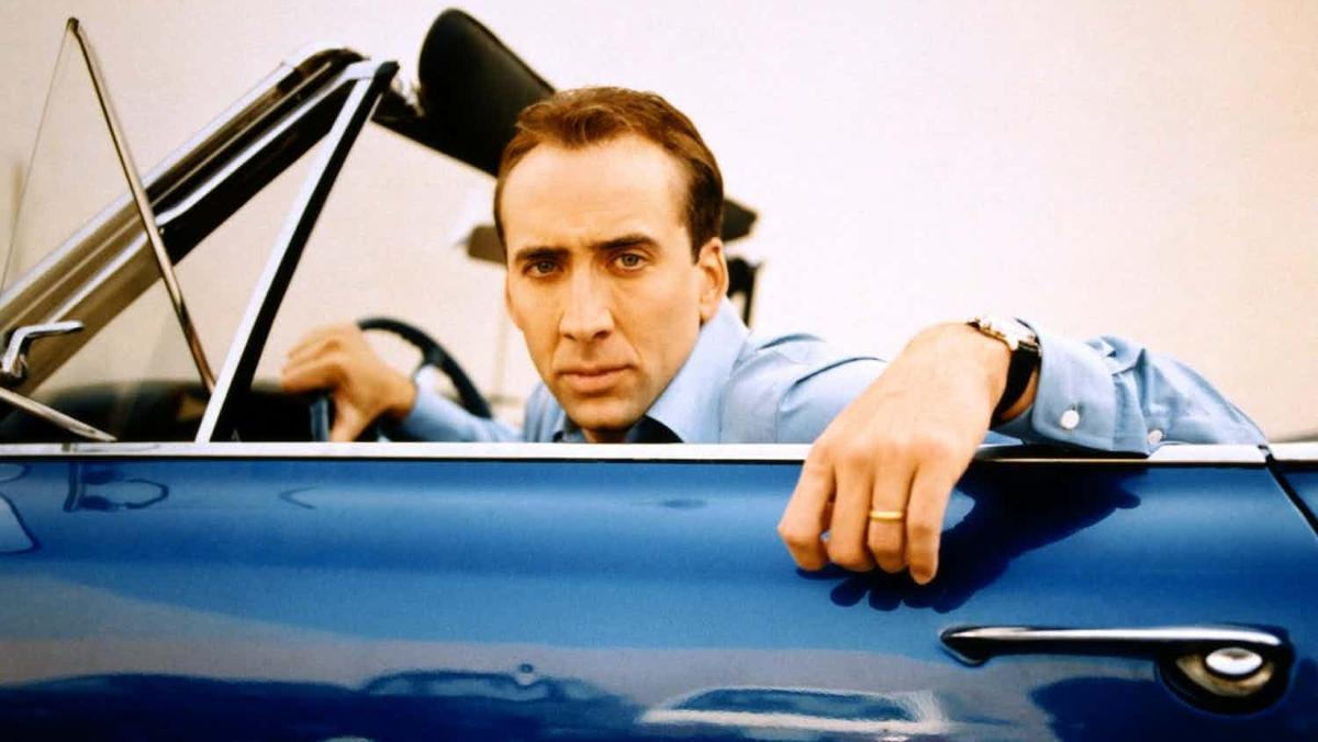 Los coches de Nicolas Cage
