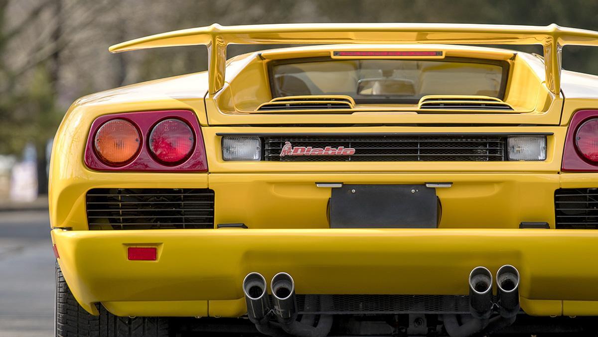 Las ediciones más especiales del Lamborghini Diablo