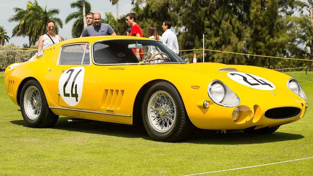 Este podría ser el Ferrari más caro de la Historia