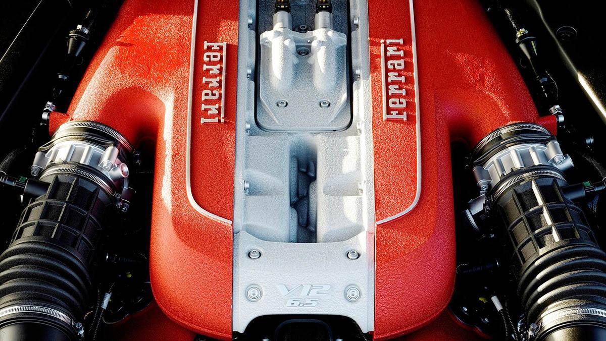 Ferrari seguirá apostando por los motores V12 atmosféricos