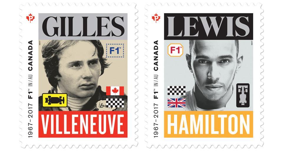 Gilles & Lewis Stamp