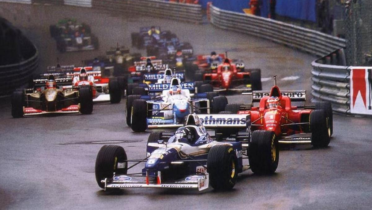 GP Mónaco 1996: la carrera más caótica de la historia de la F1