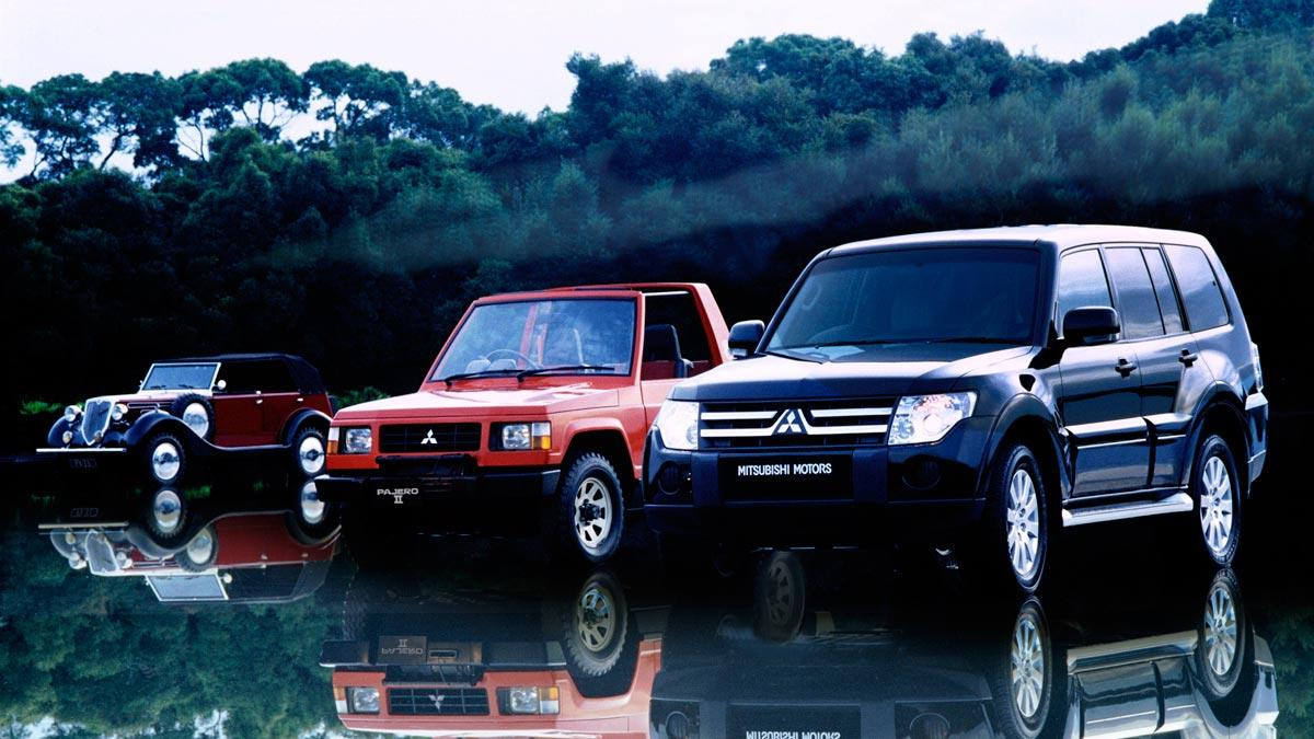 Historia Mitsubishi Montero todoterreno robusto