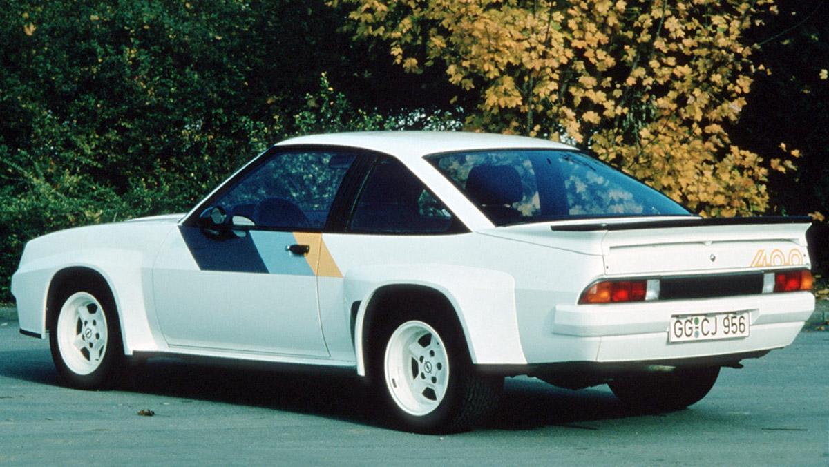 La historia del Opel Manta