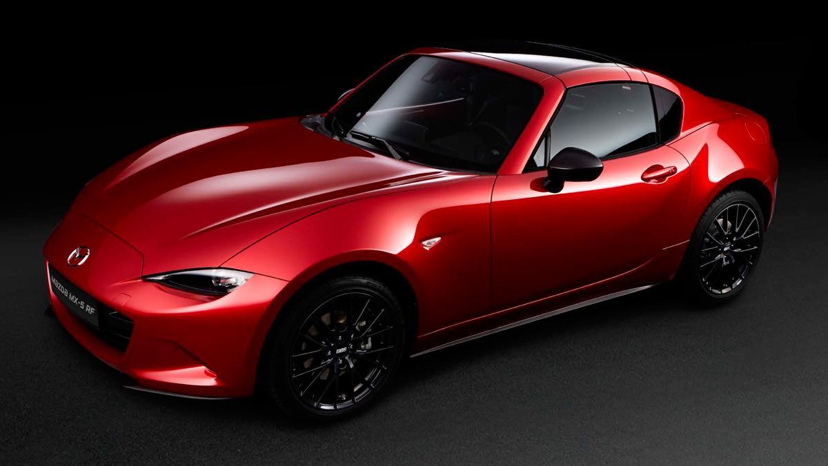 Mazda MX-5 RF Ignition (I)