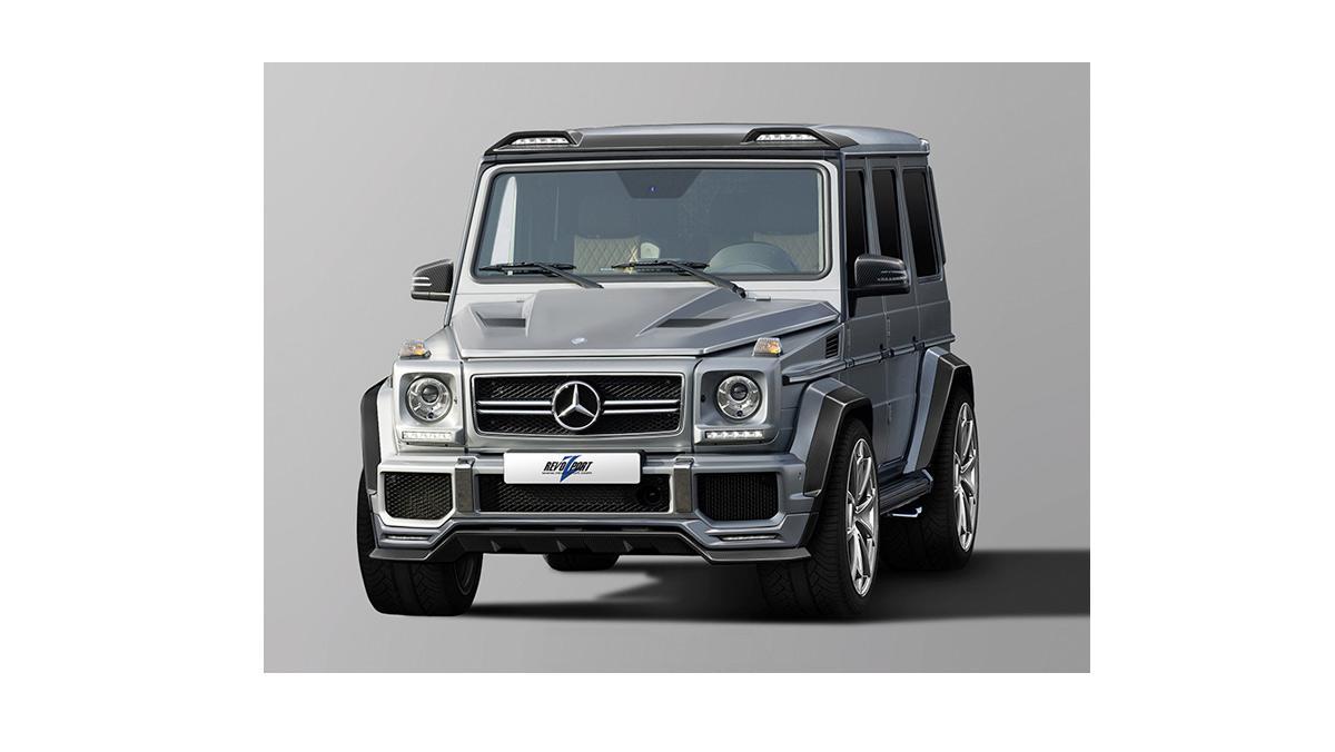 Mercedes Clase G RevoZport (I)
