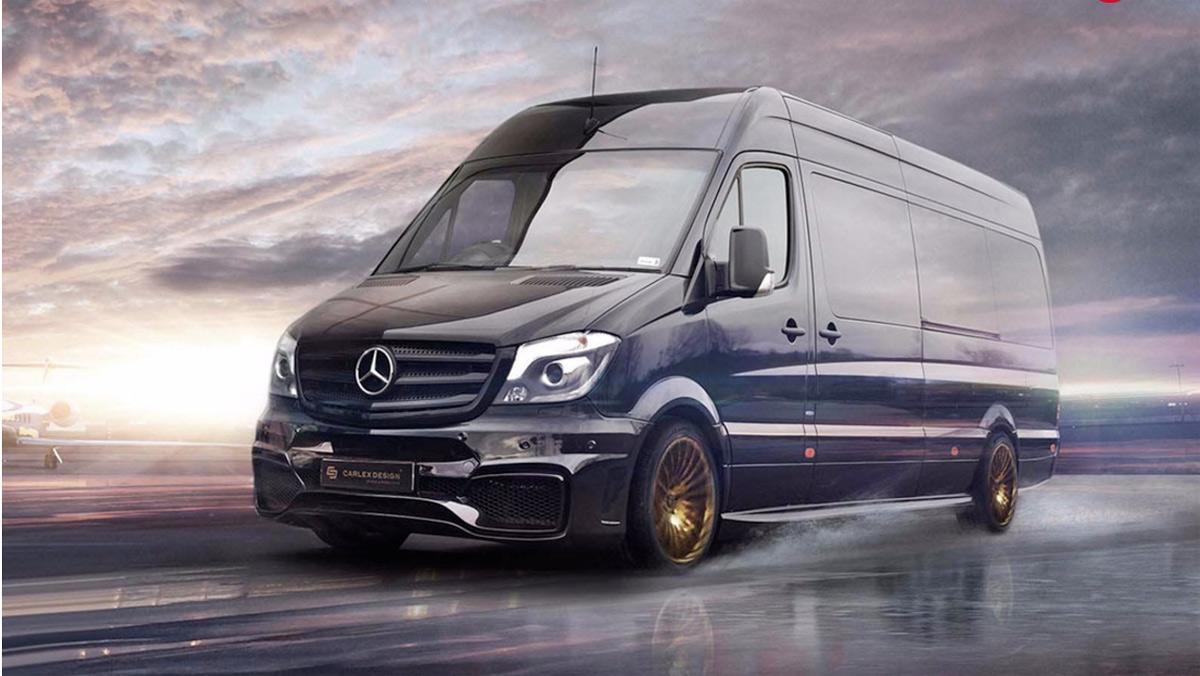 Mercedes Sprinter Carlex (I)