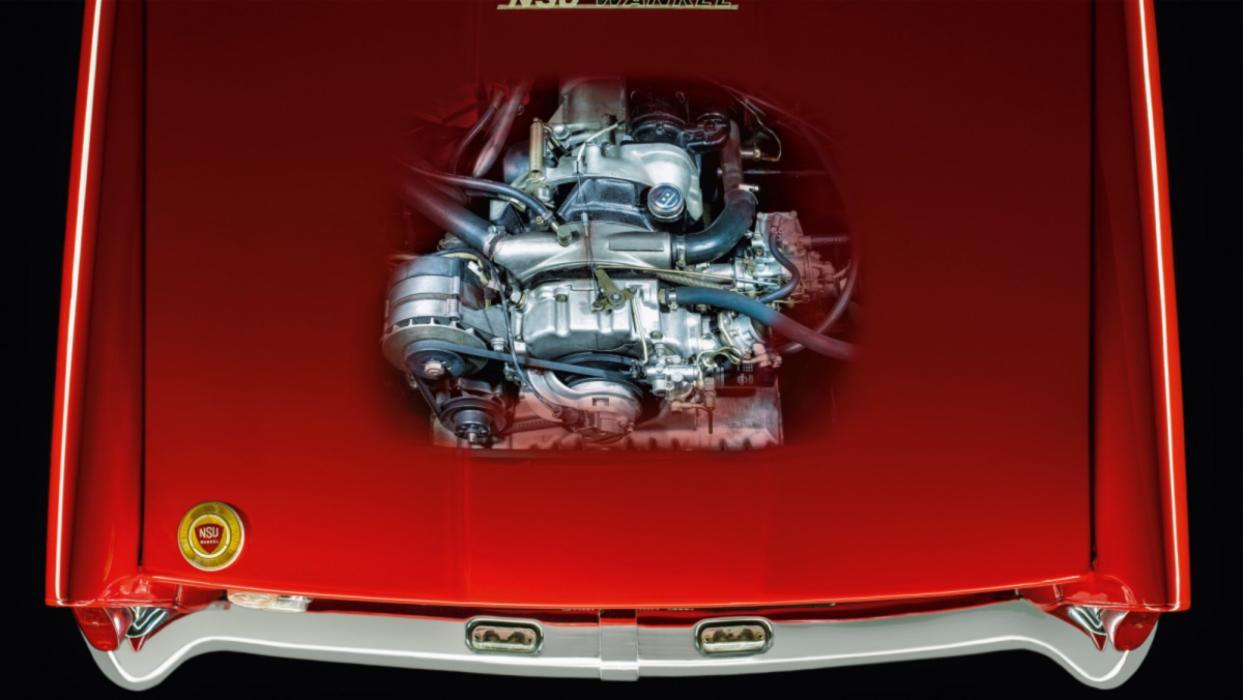 Motor NSU/Wankel Audi