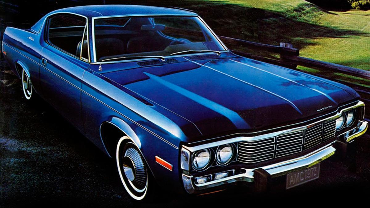 Muscle cars subestimados: AMC Matador (I)