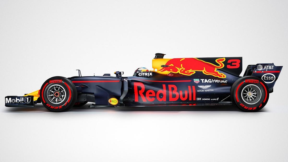 Los nuevos dorsales en la F1