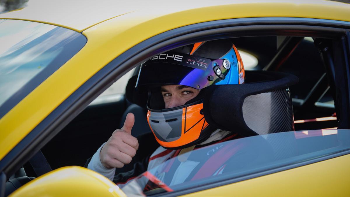 Porsche 911 GT3 en Nürburgring (I)