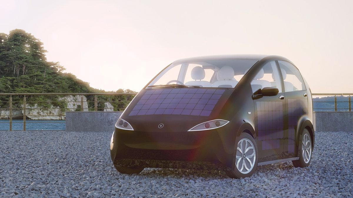 Sono Motors Sion utilitario urbano coches eléctricos solares